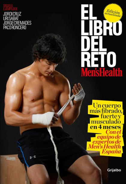 EL LIBRO DEL RETO MEN´S HEALTH