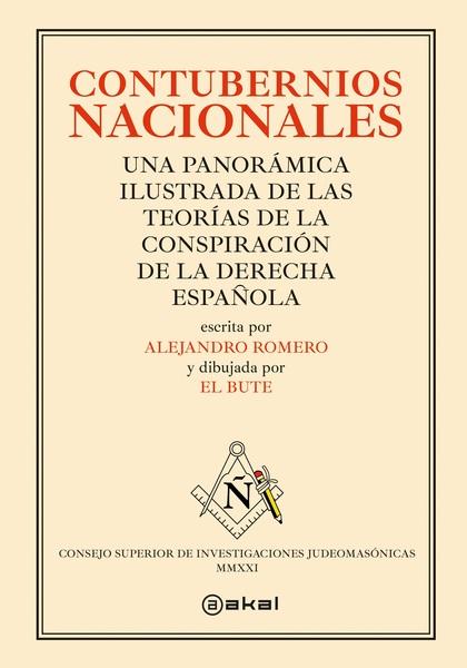 CONTUBERNIOS NACIONALES.
