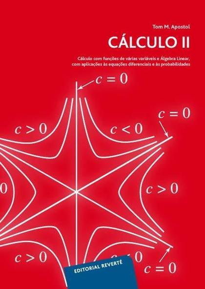 CÁLCULUS (VOLUMEN 2 PORTUGUES).