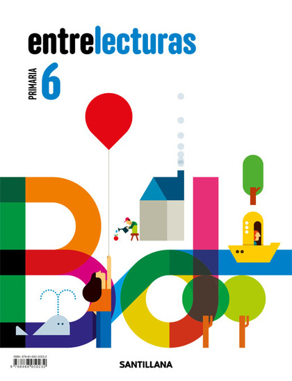6PRI LECTURAS ENTRELECTURAS CAST ED19.