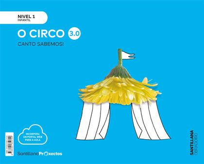 CUANTO SABEMOS 3.0 NIVEL 1 EL CIRCO OBRADOIRO.