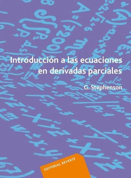 INTRODUCCION ECUACIONES DERIVADAS PARCIALES
