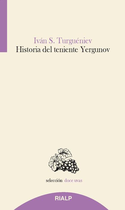 HISTORIA DEL TENIENTE YERGUNOV