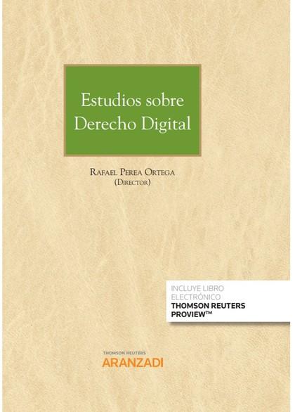 ESTUDIOS SOBRE DERECHO DIGITAL DUO.