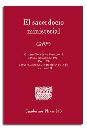EL SACERDOCIO MINISTERIAL.