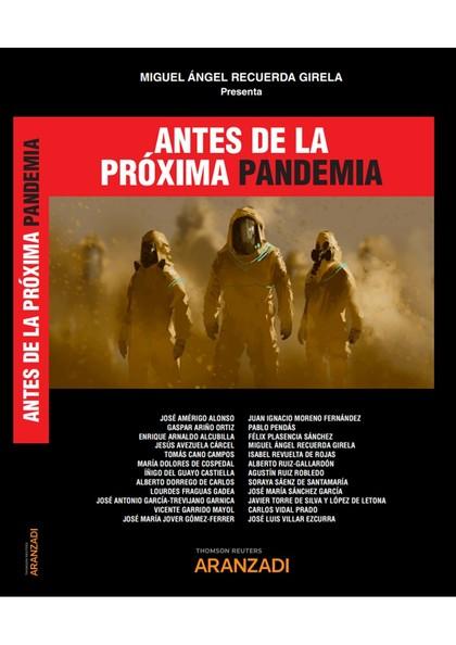 ANTES DE LA PRÓXIMA PANDEMIA.