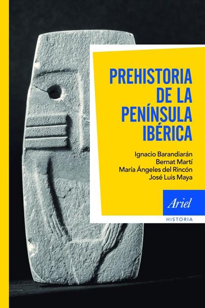 PREHISTORIA DE LA PENINSULA IBERICA.