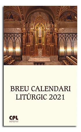 BREU CALENDARI LITÚRGIC 2020