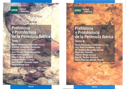 PREHISTORIA Y PROTOHISTORIA DE LA PENÍNSULA IBÉRICA