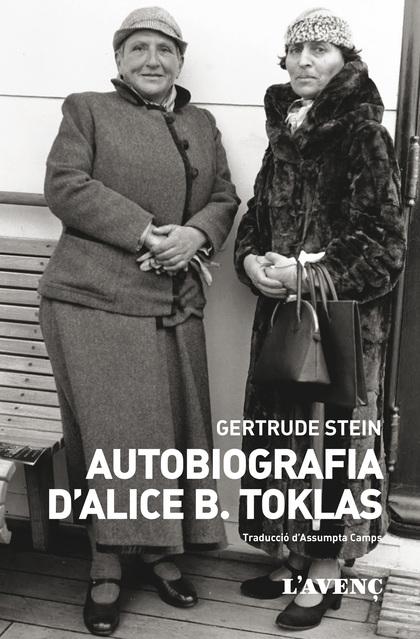 AUTOBIOGRAFIA D´ALICE B. TOKLAS