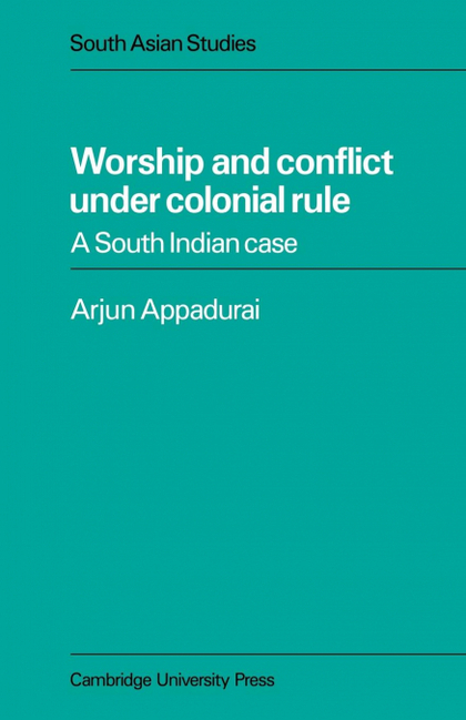 WORSHIP AND CONFLICT UNDER COLONIAL RULE