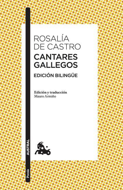 CANTARES GALLEGOS. EDICIÓN BILINGÜE