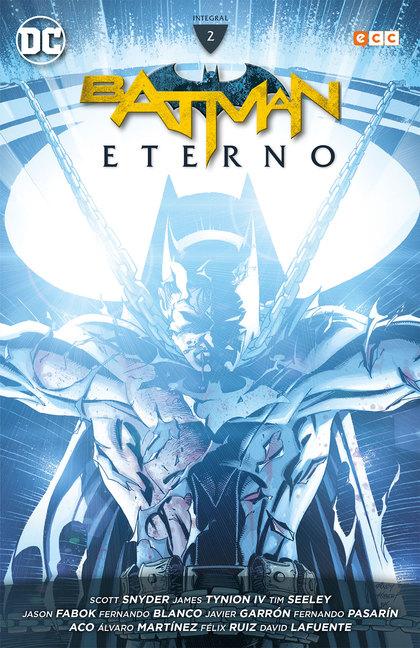 BATMAN ETERNO: INTEGRAL 02