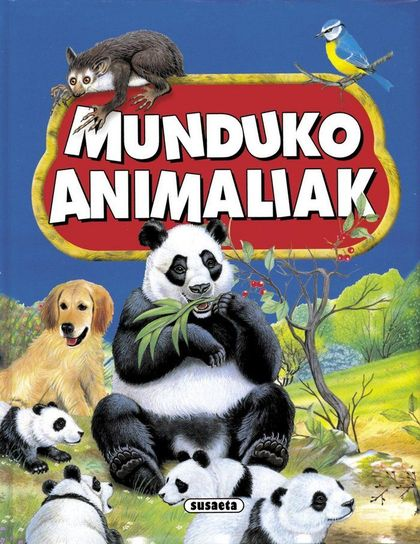 MUNDAKO ANIMALIAK