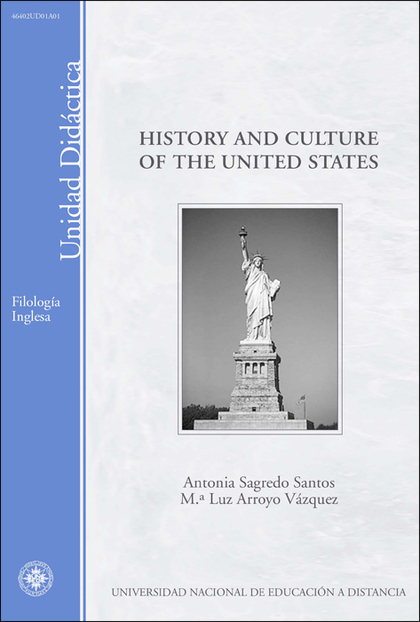 HISTORY AND CULTURE OF THE UNITED STATES