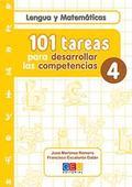 101 TAREAS PARA DESARROLAR LAS COMPETENCIAS. CUADERNO 4.