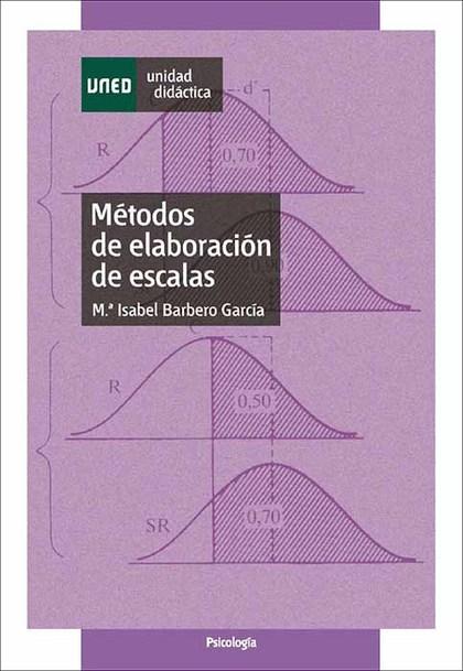 MÉTODOS DE ELABORACIÓN DE ESCALAS