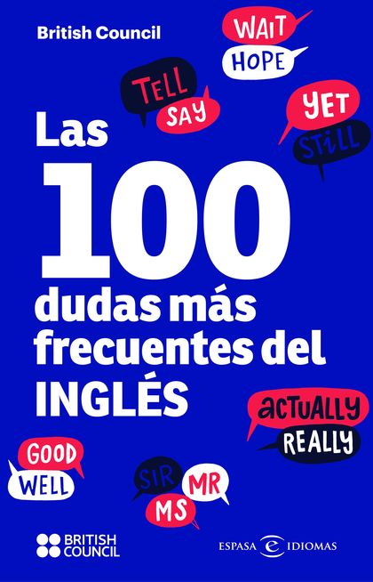 LAS 100 DUDAS MÁS FRECUENTES DEL INGLÉS.