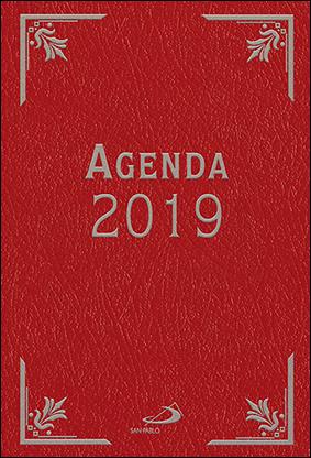 AGENDA GRANDE 2019 -ROJA-.