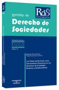 LAS CLASES DE ACCIONES COMO INSTRUMENTOS FINANCIEROS EN LOS DERECHOS DE SOCIEDADES BRITÁNICO Y