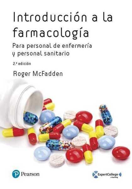 INTRODUCCIÓN A LA FARMACOLOGÍA.