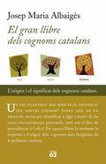 EL GRAN LLIBRE DELS COGNOMS CATALANS