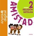 RELIGIÓN CATÓLICA 2. PRIMARIA. ANAYA + DIGITAL..
