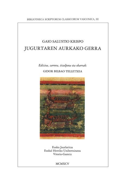 JUGURTAREN AURKAKO GERRA