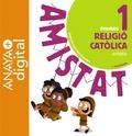 RELIGIÓ CATÒLICA 1. PRIMÀRIA.  ANAYA + DIGITAL..