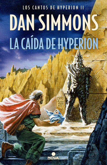 LA CAÍDA DE HYPERION                                                            LOS CANTOS DE H