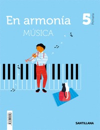 MUSICA EN ARMONIA 5 PRIMARIA