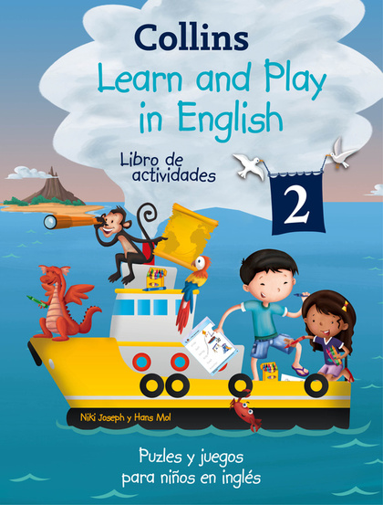 LEARN AND PLAY IN ENGLISH (LEARN AND PLAY). LIBRO DE ACTIVIDADES 2
