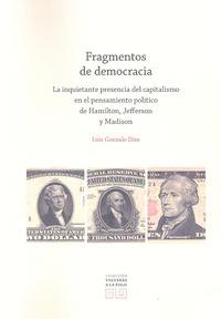 FRAGMENTOS DE DEMOCRACIA.