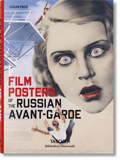 FILM POSTER OF RUSSIAN AVANT-GARDE.