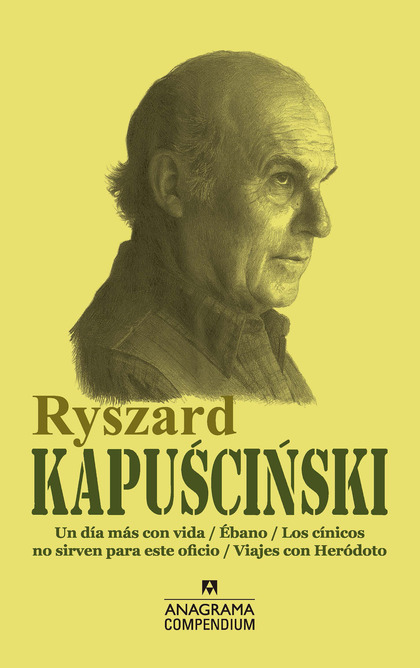RYSZARD KAPUSCINSKI.