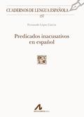 PREDICADOS INACUSATIVOS EN ESPAÑOL