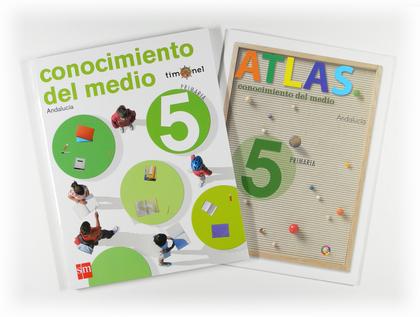 PROYECTO TIMONEL, CONOCIMIENTO DEL MEDIO, 5 EDUCACIÓN PRIMARIA, 3 CICLO (ANDALUCÍA)