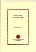 ROBERT LOWELL : LA MIRADA DE AQUILES
