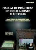 MANUAL DE PRÁCTICAS DE INSTALACIONES ELÉCTRICASADAPTACIÓN AL NUEVO ESPACIO EUROP.