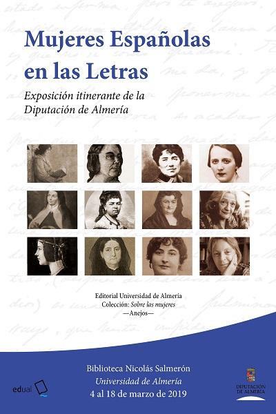MUJERES ESPAÑOLAS EN LAS LETRAS.