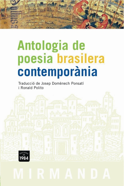 ANTOLOGIA DE POESIA BRASILERA CONTEMPORÀNIA