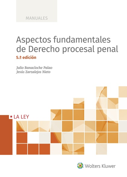 ASPECTOS FUNDAMENTALES DE DERECHO PROCESAL PENAL (5.ª EDICIÓN).