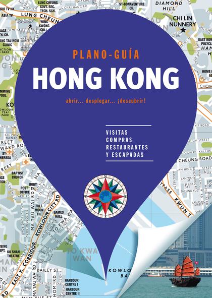 HONG KONG (PLANO - GUÍA)                                                        VISITAS, COMPRA