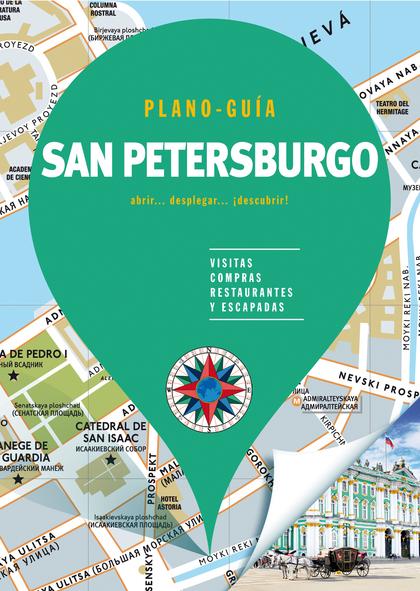 SAN PETERSBURGO (PLANO - GUÍA)                                                  VISITAS, COMPRA