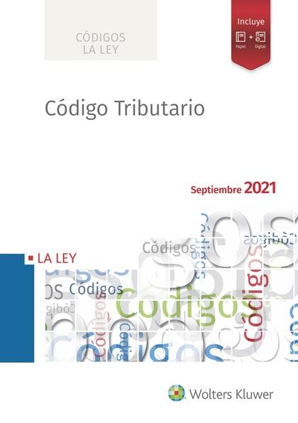 CÓDIGO TRIBUTARIO 2021.