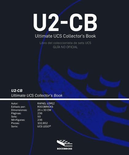 U2-CB ULTIMATE COLLECTOR´S BOOK (CASTELLANO)