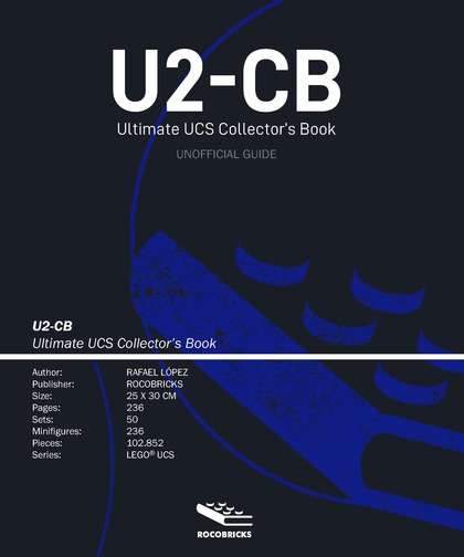 U2-CB ULTIMATE UCS COLLECTOR´S BOOK (INGLES)