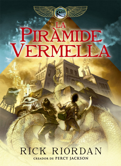 LA PIRÀMIDE VERMELLA.