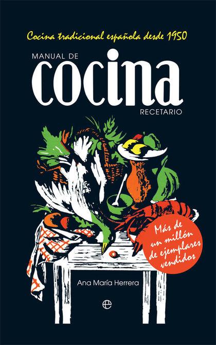 MANUAL DE COCINA. RECETARIO                                                     COCINA TRADICIO