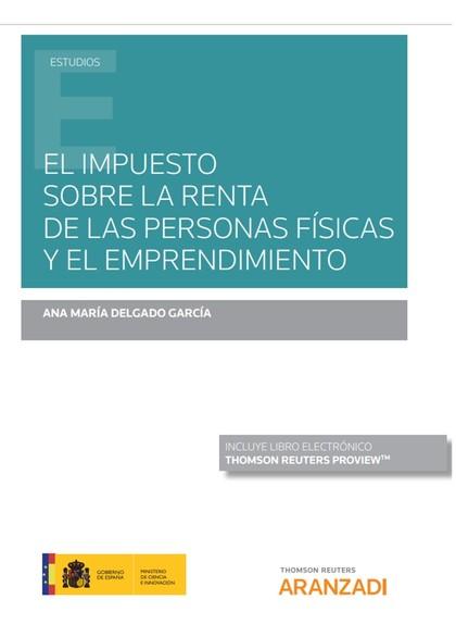 EL IMPUESTO SOBRE LA RENTA DE LAS PERSONAS FÍSICAS Y EL EMPRENDIMIENTO (PAPEL +.